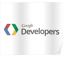 google developers Poster