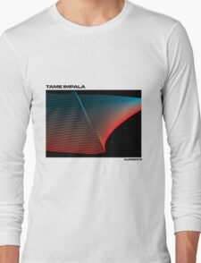 TAME IMPALA CURRENTS Long Sleeve T-Shirt