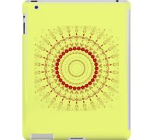 Trippy Hippy 9  iPad Case/Skin