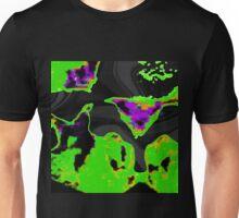 ABSTRACT DISCS - PART FOUR Unisex T-Shirt