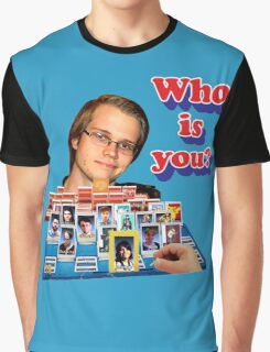 Who is you? Armada SSBM Guess who Graphic T-Shirt