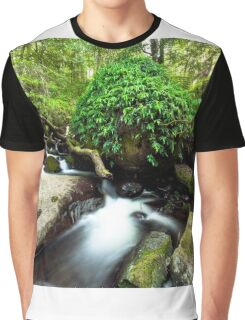 Upper Taggety Cascades  Graphic T-Shirt