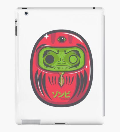 Daruma Doll Zombie iPad Case/Skin