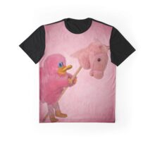 Ride a cock horse Graphic T-Shirt