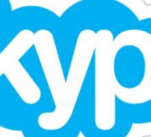 skype Sticker