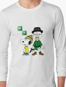Breaking Nuts Long Sleeve T-Shirt