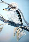 Cool Kookaburra by Linda Callaghan