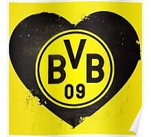 LOVE BVB Poster