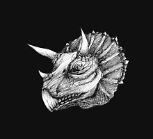 Triceratops pen drawing Unisex T-Shirt