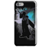 Super Smash Bros. Black Advent Cloud Silhouette iPhone Case/Skin