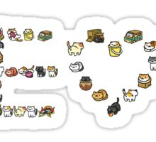 Neko Atsume - Meow Sticker