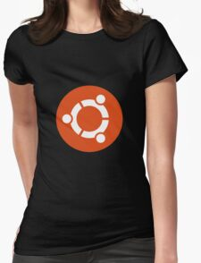 ubuntu Womens Fitted T-Shirt