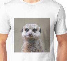 Meerkat Portrait Unisex T-Shirt