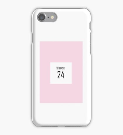 stiles stilinski 24  iPhone Case/Skin