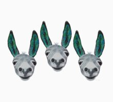 Funny donkeys (version 3) One Piece - Short Sleeve
