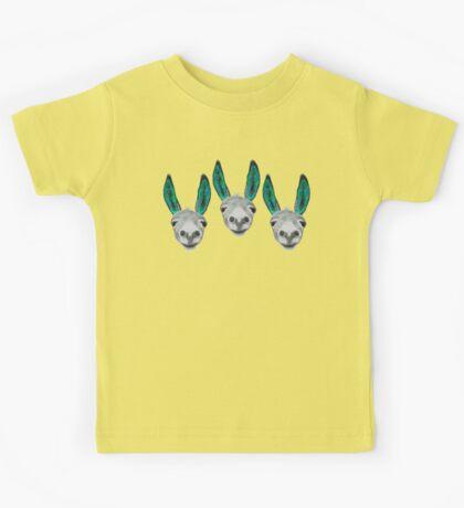 Funny donkeys (version 3) Kids Tee