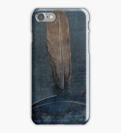 Fine Feathers iPhone Case/Skin