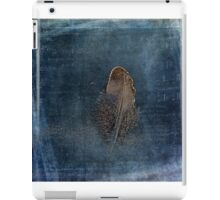 Feather with Meaning iPad Case/Skin