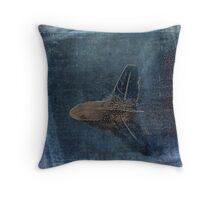 Flight of a Feather Throw Pillow