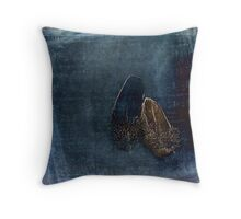 Touch of a Feather Throw Pillow