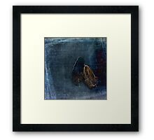 Touch of a Feather Framed Print