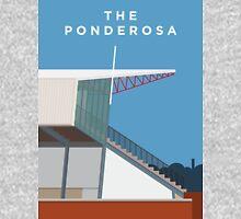 The Ponderosa Unisex T-Shirt