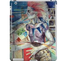 Punk Rules, Ok! iPad Case/Skin