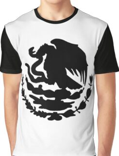 Seal of Mexico Graphic T-Shirt