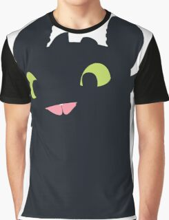 Toothless The Dragon Graphic T-Shirt