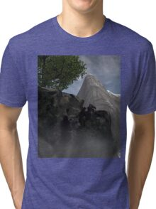 Onward And Upward Tri-blend T-Shirt
