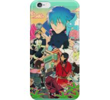 Dramatical Murder - Dollhouse iPhone Case/Skin