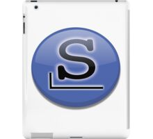 Slackware logo iPad Case/Skin