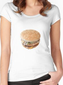 BigMac Women's Fitted Scoop T-Shirt