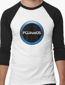 pc linux os logo Men's Baseball ¾ T-Shirt
