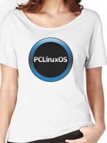 pc linux os logo Women's Relaxed Fit T-Shirt