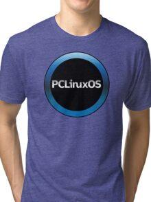 pc linux os logo Tri-blend T-Shirt