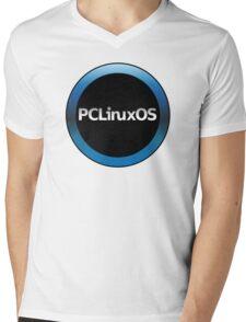 pc linux os logo Mens V-Neck T-Shirt