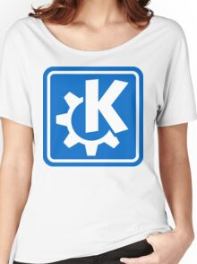 KDE logo Women's Relaxed Fit T-Shirt