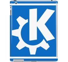 KDE logo iPad Case/Skin