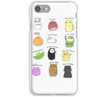 Hamsters, Hamsters Everywhere iPhone Case/Skin
