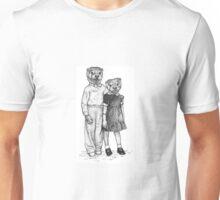 otter couple Unisex T-Shirt