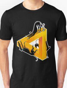Greyllusion Unisex T-Shirt