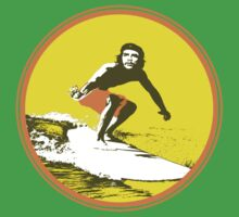 Surfer Che Baby Tee