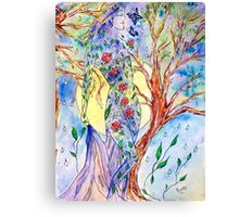 Breath of Life Canvas Print