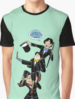 Broadway Batboys~ Graphic T-Shirt
