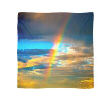Rainbow at Henley Beach Scarf