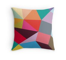 new geometry 2 Throw Pillow
