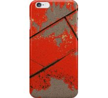 Red Parts iPhone Case/Skin