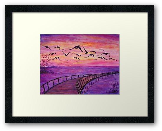 The Crossing by Robin Monroe