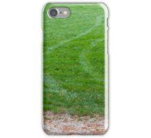 wake in green meadow iPhone Case/Skin